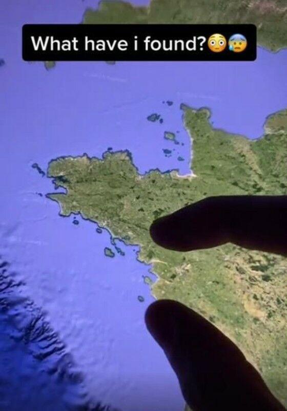 Google Earth Temukan Kerangka Ular Raksasa 1bf45