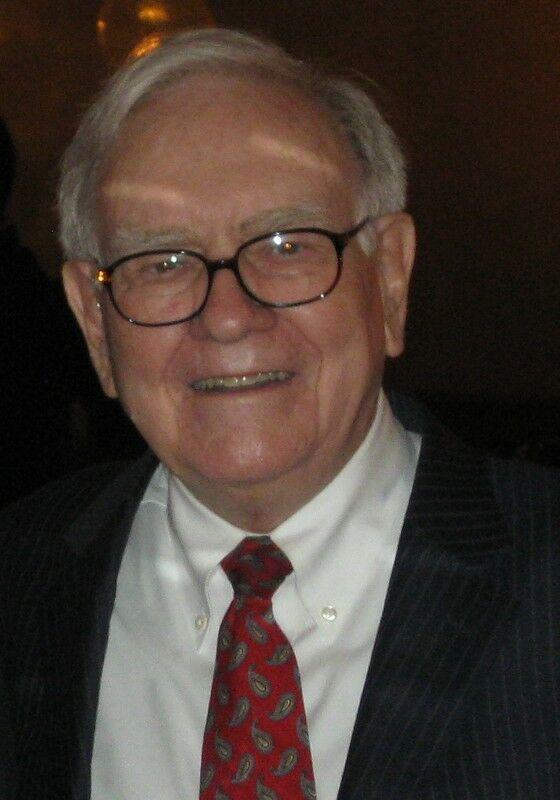 Warren Buffett Sumbangkan 99 Persen Hartanya Dfcbf