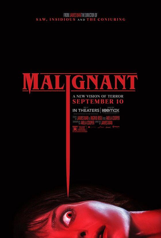 Malignant Film Poster F255c