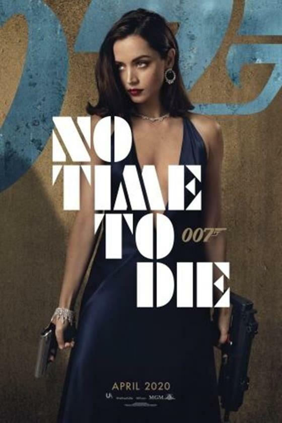 Ana De Armas Di Film No Time To Die A271b