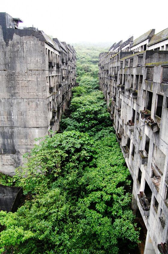 Foto Kota Mati Karena Kekuatan Alam 9