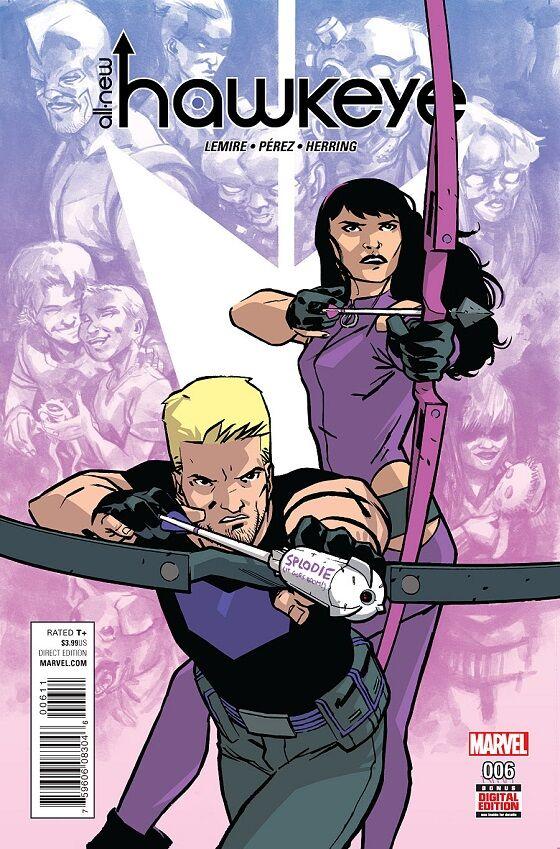 Komik Hawkeye 2e09c