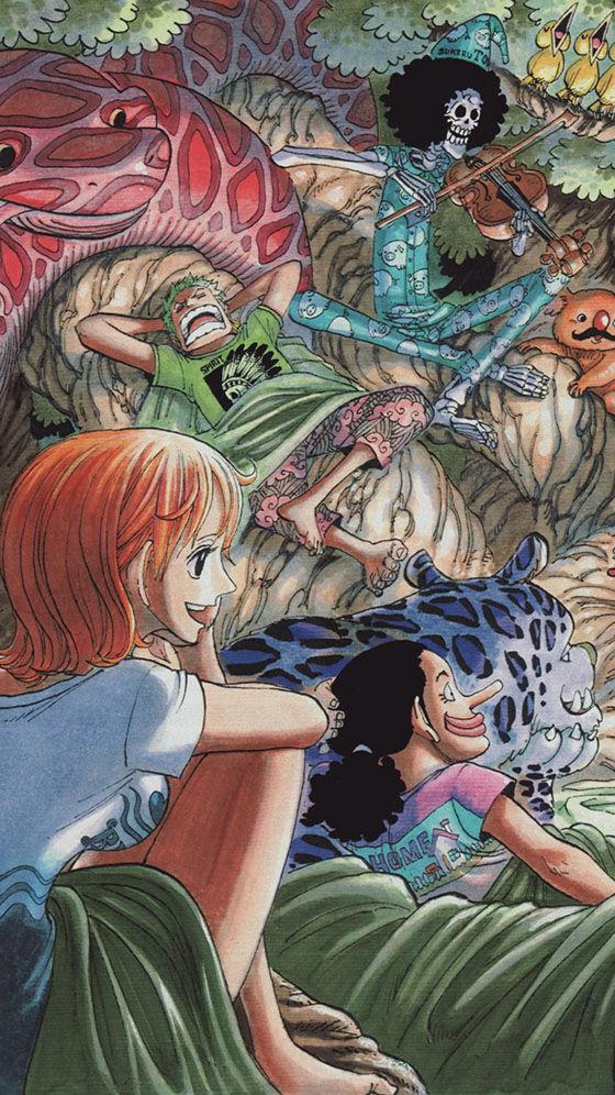 Wallpaper One Piece 24 B3736