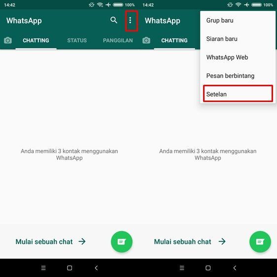 Cara Agar Foto WhatsApp Tidak Tersimpan Otomatis Di Galeri 1 E65b5