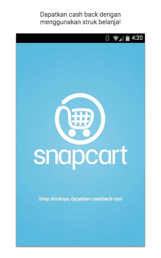 Snapcart Belanja Online Di Aplikasi