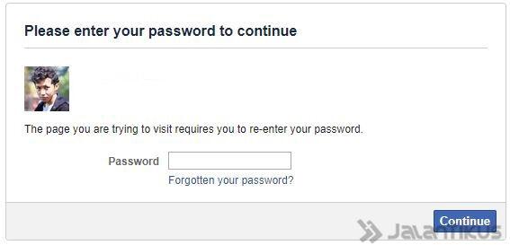 Cara Menonaktifkan Akun Facebook 3