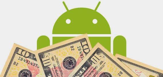 Google Bayar Hacker Android