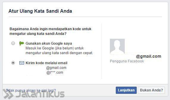 Mengembalikan Akun Facebook 3