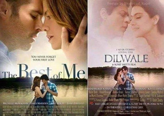 Poster Film India Yang Meniru Luar Negeri 25