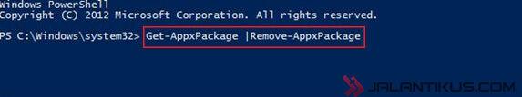 Cara Menghapus Program Bawaan Di Windows 8 2