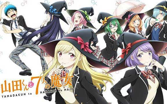 Karakter Cowok Anime Dicintai Banyak Wanita 7 29de2