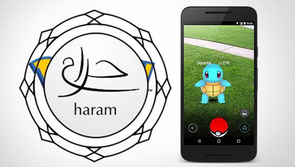Pokemon Go Haram 1