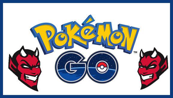 Pokemon Go Haram 6