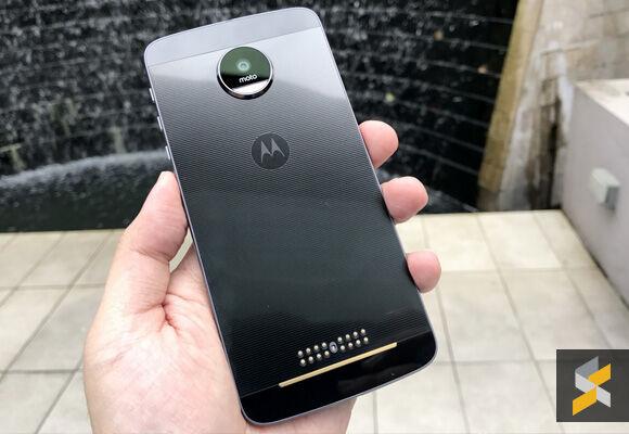 Motorola Moto Z E063d