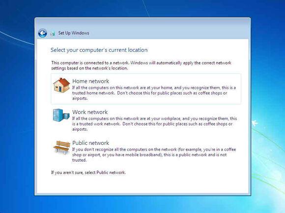 Cara Instal Windows7 23