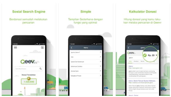 Aplikasi Android Terbaik Geevv