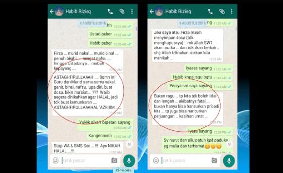 Tips Amankan Aplikasi Chatting