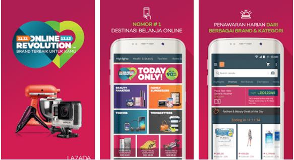 Download Lazada Apk