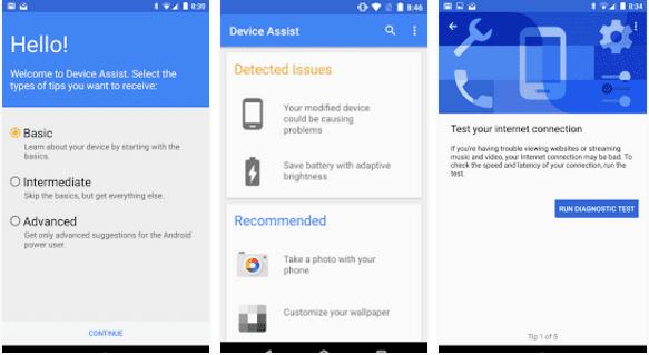 Devices Assist Apk Terbaru