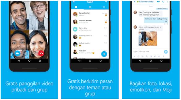 Download Aplikasi Skype