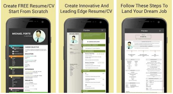 Download Resume Cv Creator Apk