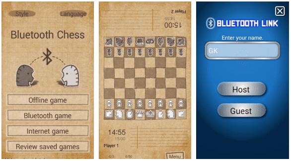 Bluetooth Chess Apk