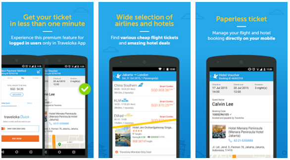Download Aplikasi Traveloka Apk