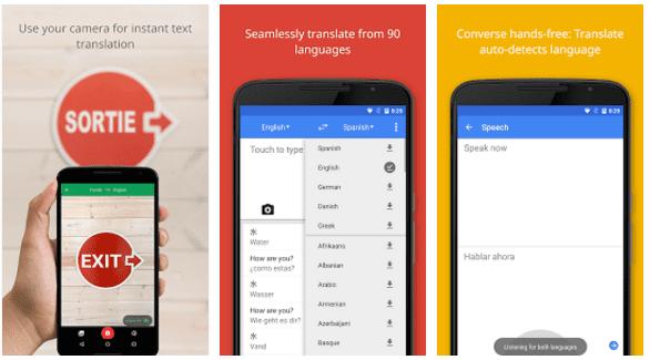 Aplikasi Terjemah