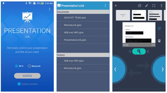 Aplikasi Android Powerpoint