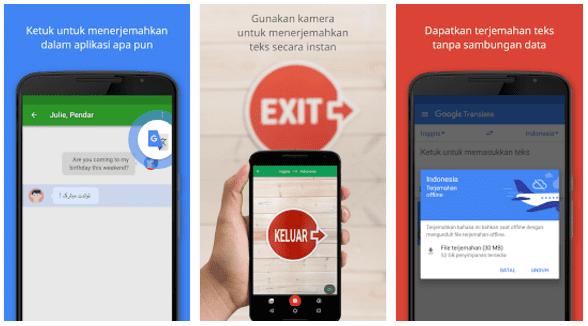 Download Google Translate Terbaru Apk