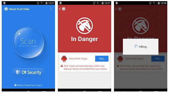 Trojan Security Aplikasi Android