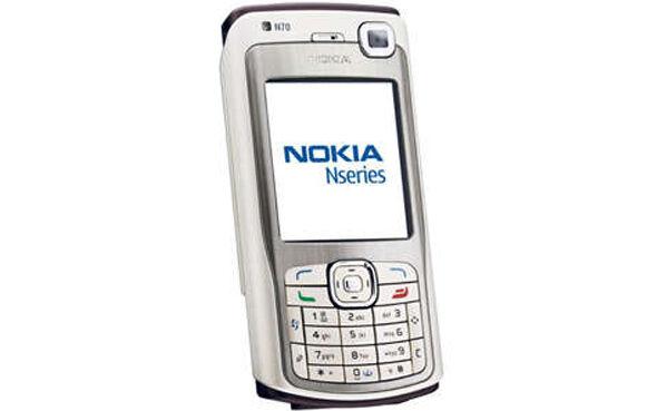 Hp Jadul Nokia 12 D901a