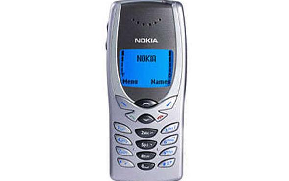 Hp Jadul Nokia 4 Bc074