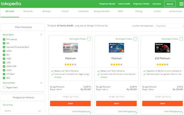 Cara Membuat Kartu Kredit Online 3 0b05c