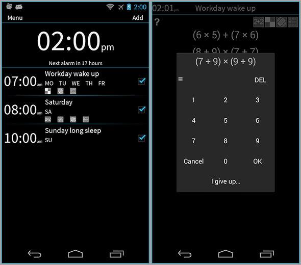 Aplikasi Alarm Terbaik Di Android 1