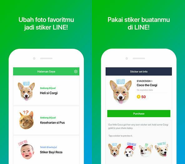 Line Creator Studio 2