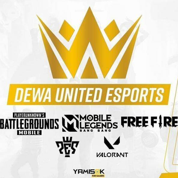 Dewa United Esports A65df
