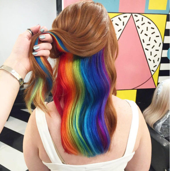 Trend Hair Coloring 3