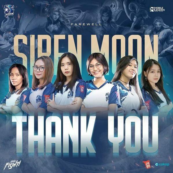 Siren Moon D71cf
