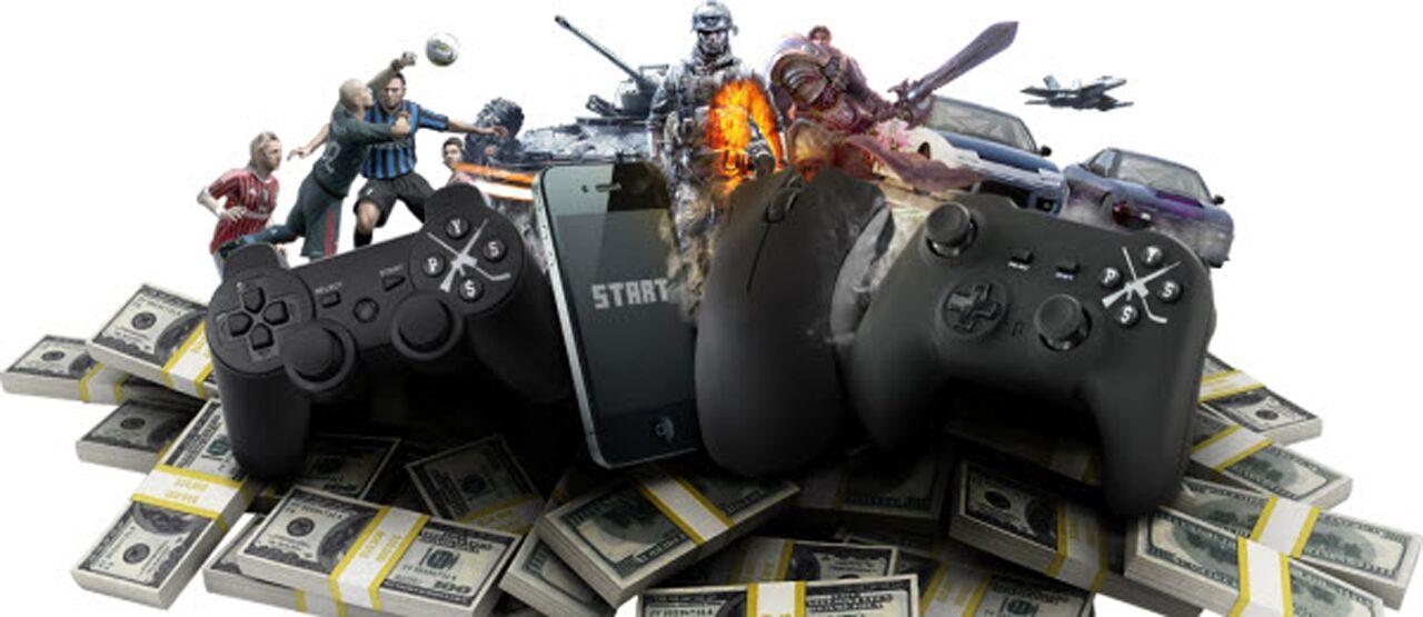 Video Games Money E06b5