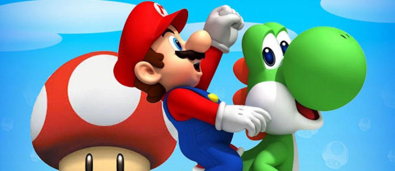 Shigeru Miyamoto Super Mario Bros Gay DM 63940