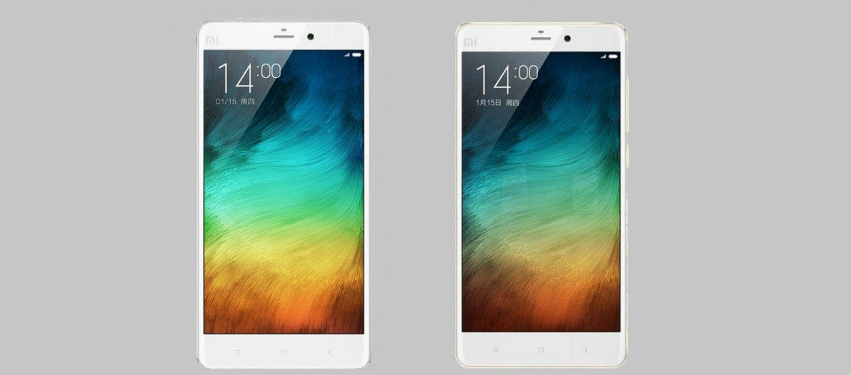 Inilah Harga Internasioal Xiaomi Mi Note dan Mi Note Pro