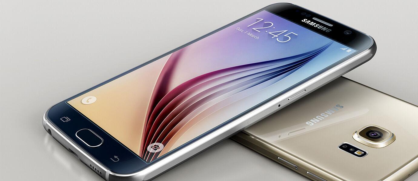 Cara Screenshot Layar di Samsung Galaxy S6
