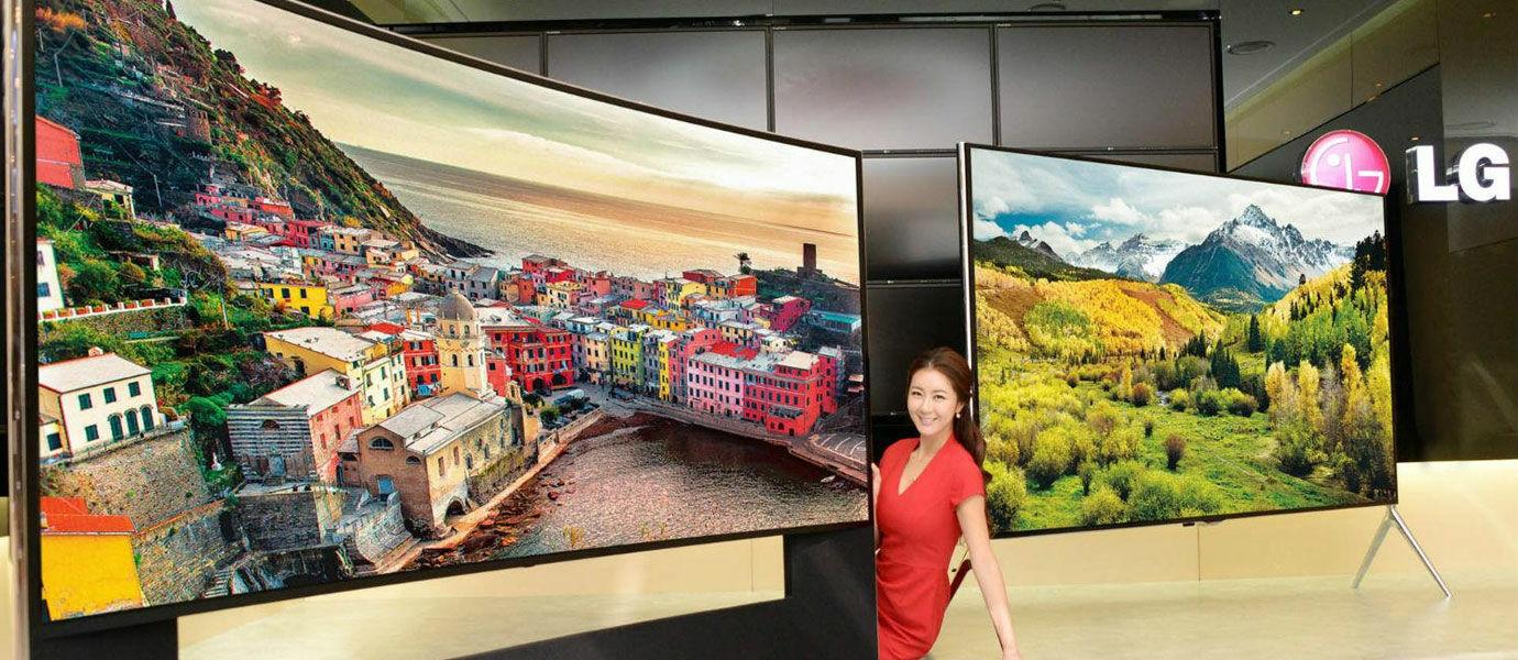Teknologi OLED TV dari LG Merilis Smart TV Setipis Kertas