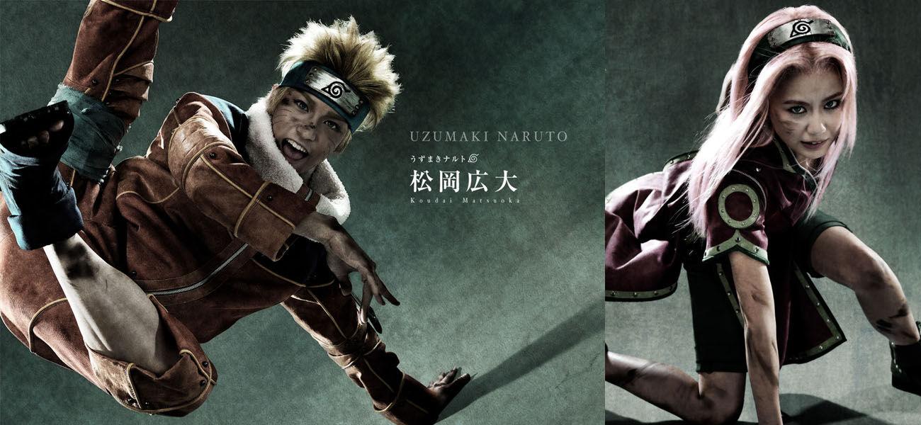 LIVE SPECTACLE: NARUTO Tayang di Singapura dan Malaysia!