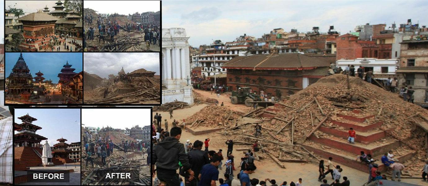 VIDEO Gempa Nepal Picu Longsor di Everest