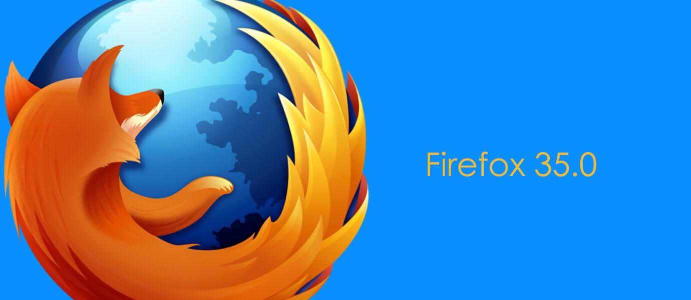 Fitur Terbaru Firefox 35.0 di PC