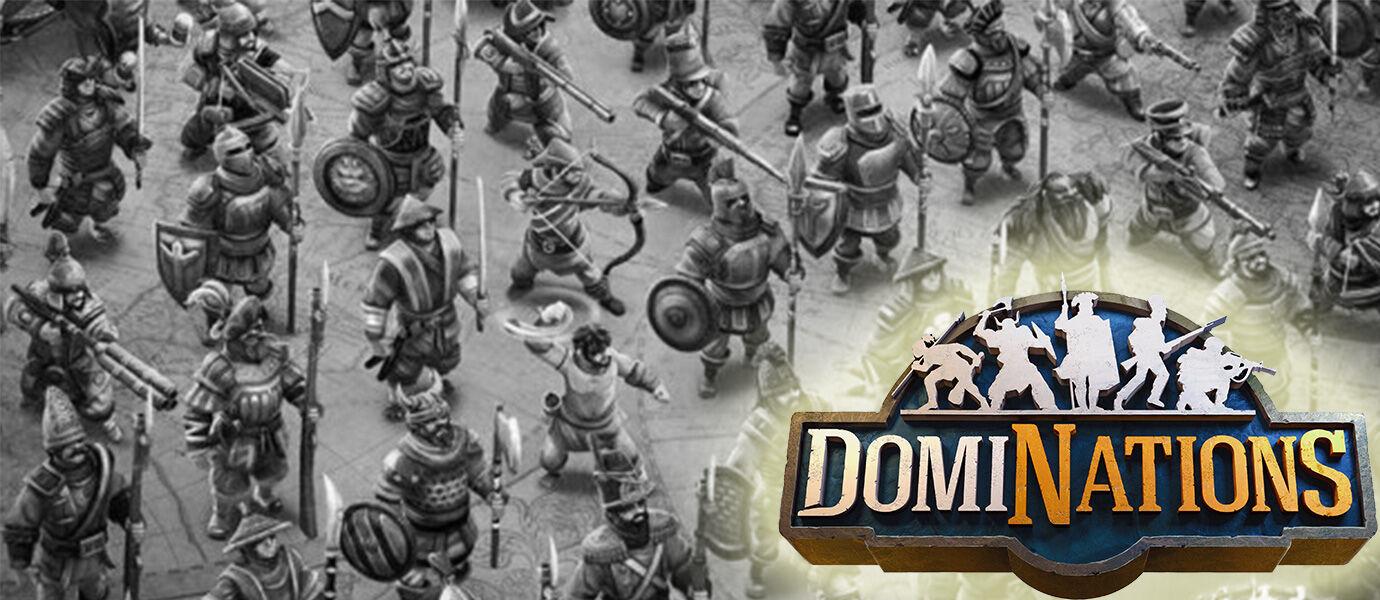 Tips DomiNations: Memilih Nation (Keunggulan dan Kekurangan)