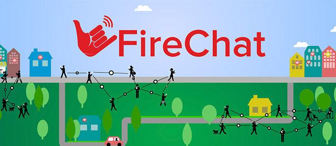 Aplikasi Terbaru, Bisa Chatting Tanpa Koneksi Internet ataupun Mobile Data