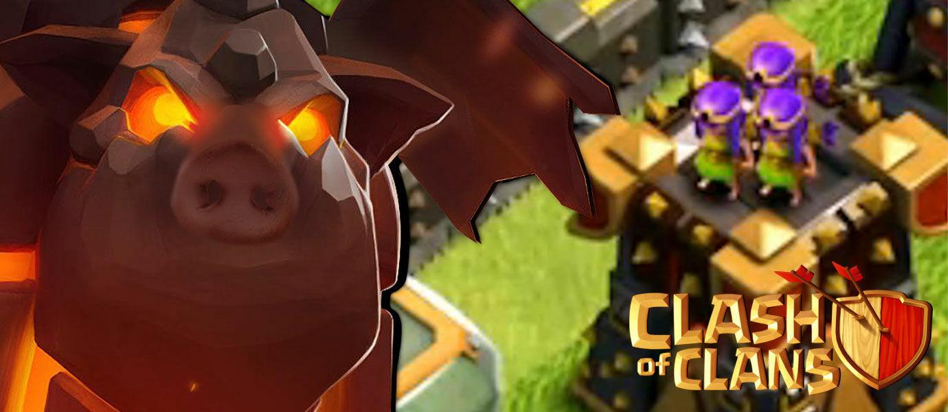Macam-macam Pasukan yang Ada di Clash of Clans